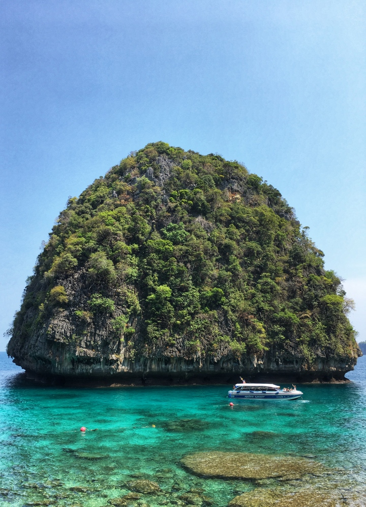 Phi Phi Islands Boat Trip from Phuket- Worth it?