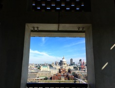 St. Paul's view from Tate
