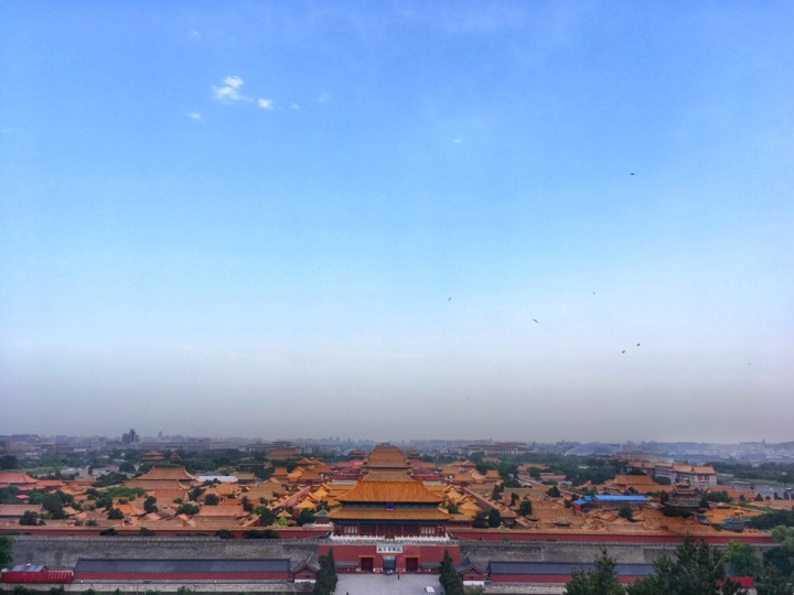 One day in Beijing- your walking guide around the Hutongs