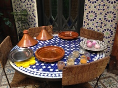 Moroccan Tagines!