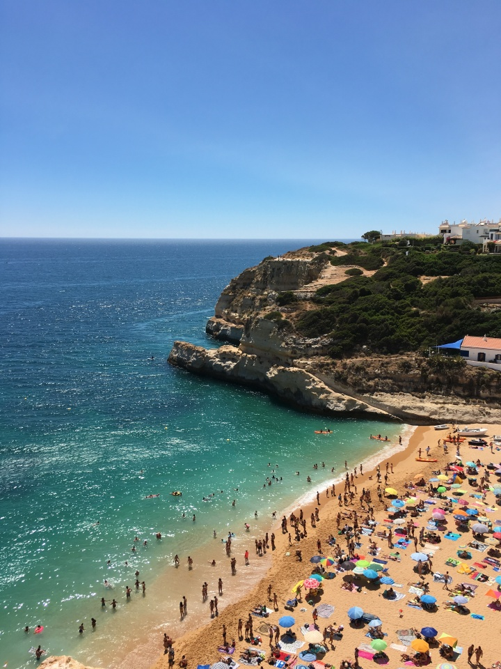 Faro- the most unique beach holiday that won my heart