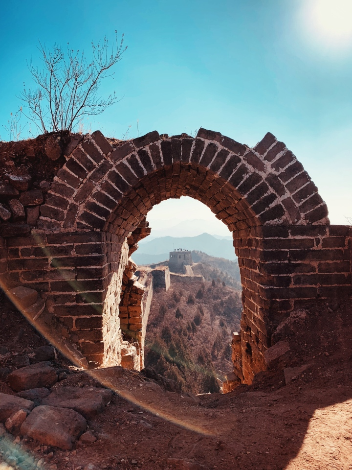The lazy person's guide to climbing a non-touristy Great Wall